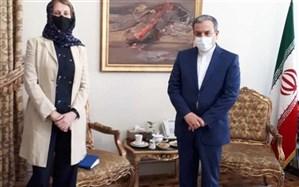 عراقچی: راه بازگشت آمریکا به برجام، پایان دادن به تمامی تحریمها است