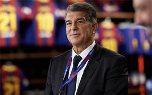 رئیس جدید باشگاه بارسلونا معرفی شد