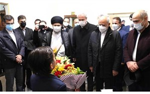 وزیر آموزش و پرورش وارد تبریز شد