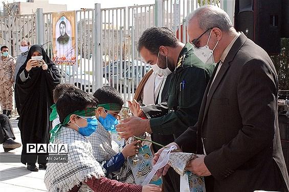 برگزاری اردوی مجازی راهیان نور در شهرری