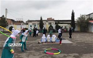 «مدرسه پویا» شهیدان حجازی شهرستان گلوگاه افتتاح شد