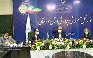 مودت: فرهنگیان خوزستانی پیشگام پویش های نیکوکاری در استان