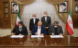 امضای تفاهم نامه سه جانبه شهرداری، آموزش و پرورش و انجمن حکمت در تبریز