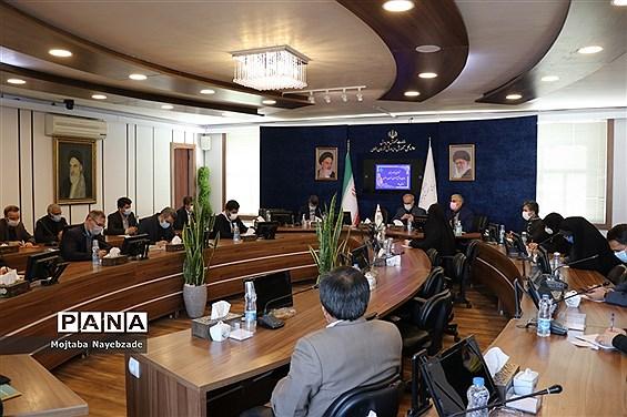 نشست فصلی شورای برنامه ریزی سازمان دانش آموزی خراسان رضوی