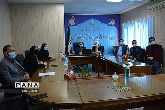 وبینار بیست و نهمین دوره اجلاس استانی نماز در شهریار