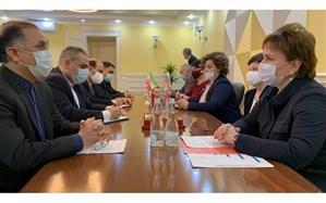 گسترش همکاری آستراخان روسیه با ایران به درخواست مقامات اقتصادی روسیه