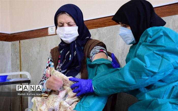آغاز واکسیناسیون کووید۱۹ معلولین و مددجویان مقیم مراکز توانبخشی
