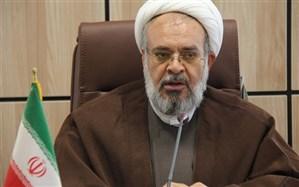 بازدید سرزده رئیس کل دادگستری استان زنجان از دادگستری خرمدره
