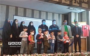 برگزاری جشنواره مجازی شادانه در شهرستان قرچک