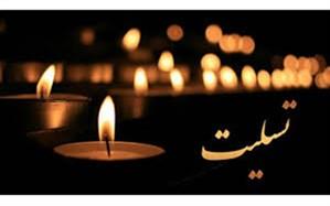 ابراز همدردی و تسلیت به مناسبت درگذشت همکار فرهنگی و مسئول سازمان دانش آموزی شهرستان هویزه