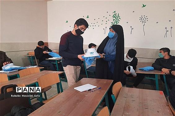 برگزاری دوره آموزش خبرنگاری ویژه دانش آموزان منطقه17