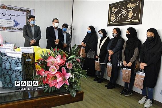 برگزاری اختتامیه جشنواره پرسش مهر در فشافویه