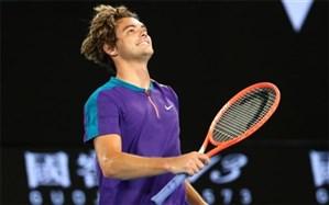 تنیس اوپن ایتالیا؛ روزهای تلخ برای فریتز به پایان رسید