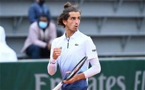 تنیس اوپن فرانسه؛ کابوس فرانسوی برای نوری زنده ماند