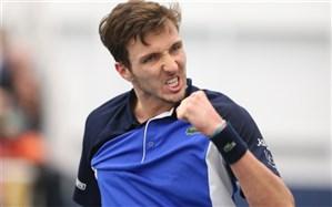 تنیس اوپن فرانسه؛ شگفتیساز فرانسوی جشن صعود گرفت