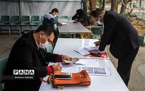 بیش از ۱۵ هزار نفر برای انتخابات شوراها نام نویسی کردند