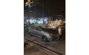 وزش باد شدید و تندباد در شیراز باعث مصدومیت ۱۸ نفر شد
