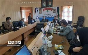 شورای برنامه ریزی سازمان دانش آموزی استان یزد برگزار شد