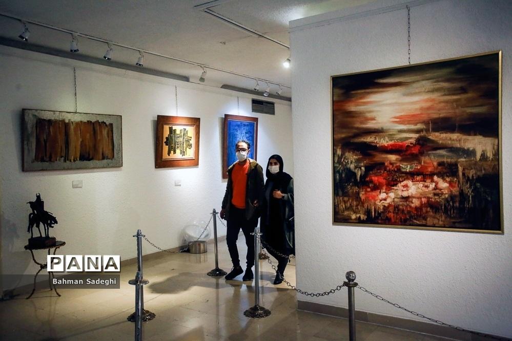 موزه هنر ملل مجموعه فرهنگی تاریخی سعدآباد