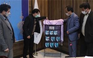 رونمایی از محتوای تولیدی معاونت آموزش ابتدایی شهرستانهای تهران و تمبر یادبود جابربن حیان