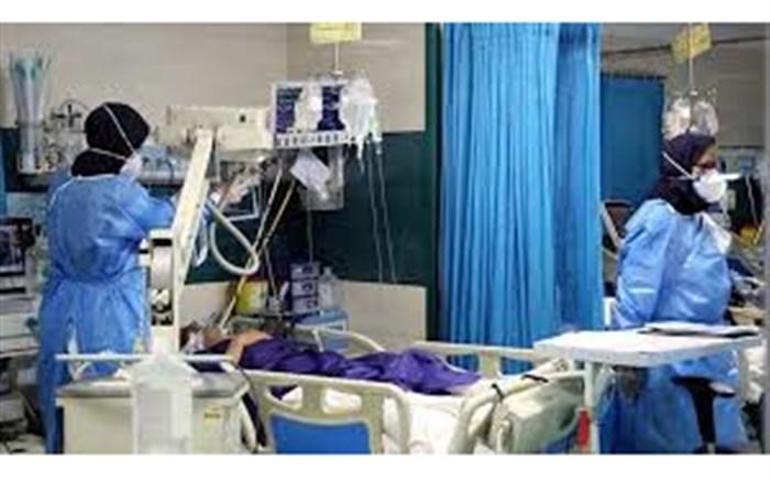 بیش از ۶۰ بیمار بدحال کرونایی در بیما رستانهای گیلان بستری هستند