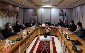 تشکیل جلسه کارگروه استانی تعاونیهای آموزشگاهی دراردبیل