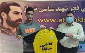 مهاجم پرسپولیس به فجرسپاسی شیراز پیوست