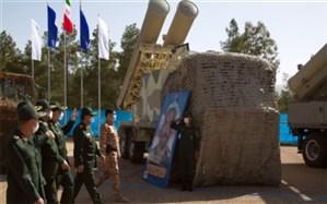 شهر موشکی نیروی دریایی سپاه رونمایی شد