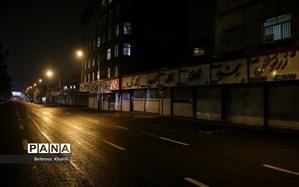 ساعت محدودیتهای کرونایی شبانه در تهران تغییر کرد