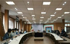 مراسم تقدیر از دانش آموزان شرکت کننده مسابقات ملی مناظره دانش آموزی آموزش و پرورش ناحیه ۲ مشهد