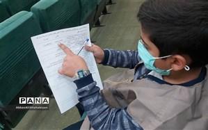 آزمون خبرنگاری در کاشمر برگزار شد