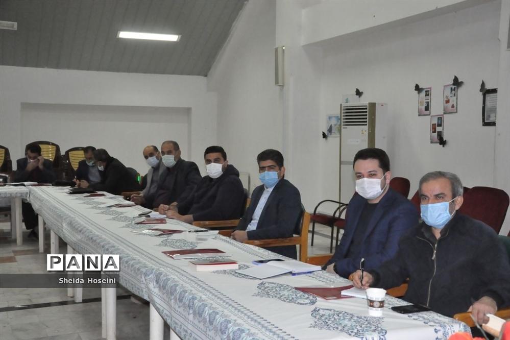 گردهمایی رؤسای سازمان دانشآموزی شهرستانها و مناطق مازندران