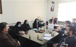 برگزاری جلسه کمیته هدایت تحصیلی پایه نهم در آموزش و پرورش اسلامشهر