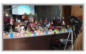 برگزاری جشنواره شادانه نوآموزان پیش دبستانی