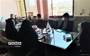 در دیدار جمعی از نمایندگان مجلس دانش آموزی بر لزوم اجرای سند تحول بنیادین تاکید شد