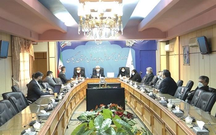 اجرای برنامه شهاب با مشارکت 106 هزار دانش آموز استان