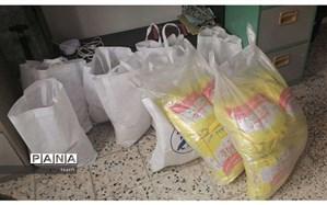 توزیع کمکهای مومنانه آموزش و پرورش شهرستان چناران