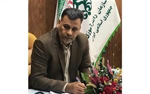 پیام تبریک  نوروزی رئیس سازمان دانش آموزی هرمزگان
