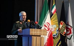 سرلشکر باقری: مشی ایران لغو تمام تحریمهاست