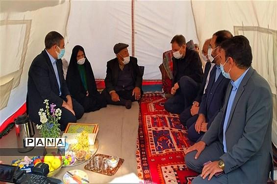 سفر معاون اول رئیس جمهوری به استان کهگیلویه و بویراحمد و بازدید از مناطق زلزله زده سی سخت