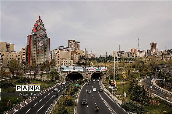 تهران در نوروز ۱۴۰۰
