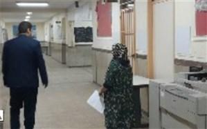 بازدید از واحد های آموزشی شهرستان قرچک در ایام نوروز ۱۴۰۰