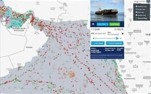 ادعای رسانه صهیونیستی درباره اصابت موشکهای ایرانی به کشتی اسراییلی