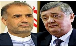 ایران در جریان نشست روسیه، آمریکا، چین و پاکستان در امور افغانستان قرار گرفت