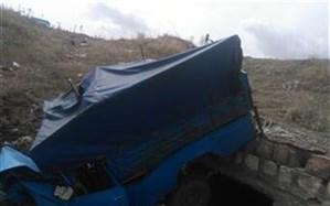 """۵ نفر در حوادث رانندگی محور """"قرهچمن_هشترود"""" مصدوم شدند"""