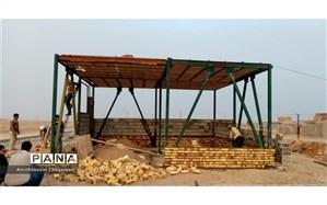 فعالیت ۱۰ گروه جهادی در روستاهای تایباد