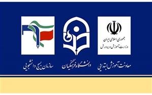 تفاهمنامه همکاری سهجانبه توسعه فعالیتهای جهادی، تربیتی، دانشجویی