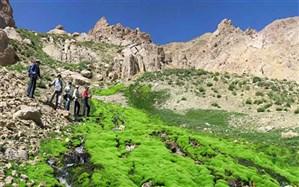 ورود گردشگران و طبیعیت گردان به  پارک ملی دنا ممنوع است