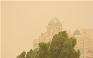 غلظت ذرات غبار در هوای زاهدان به 46 برابر حد مجاز رسید