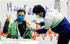 پاکبانان همدانی در برابر ویروس کرونا واکسینه شدند